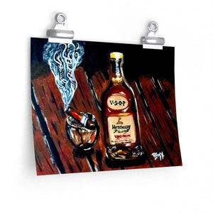 Hennessy Black Posters