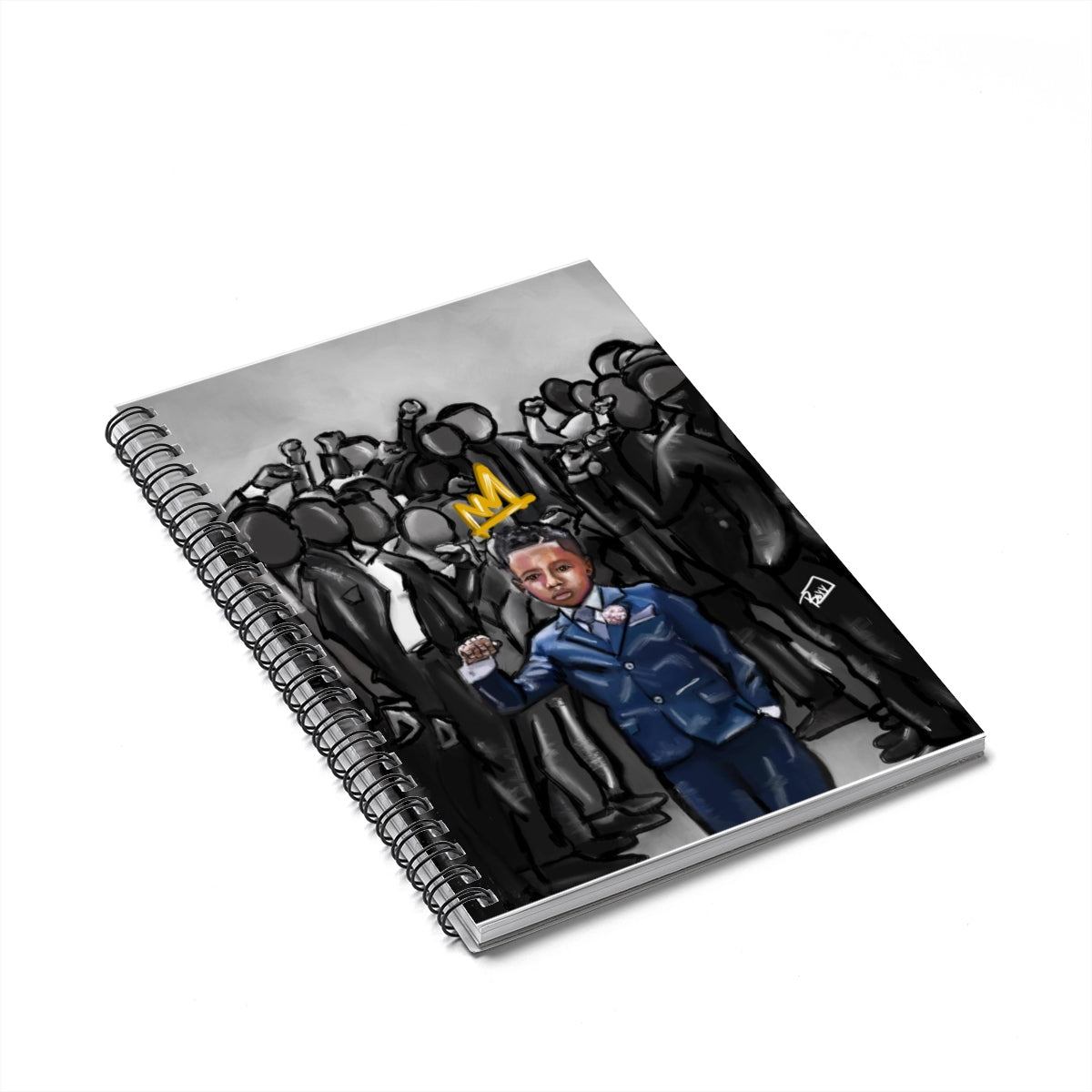 Uplift Spiral Notebook - Ruled Line