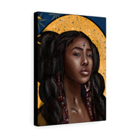 The Strong Woman Canvas Gallery Wraps