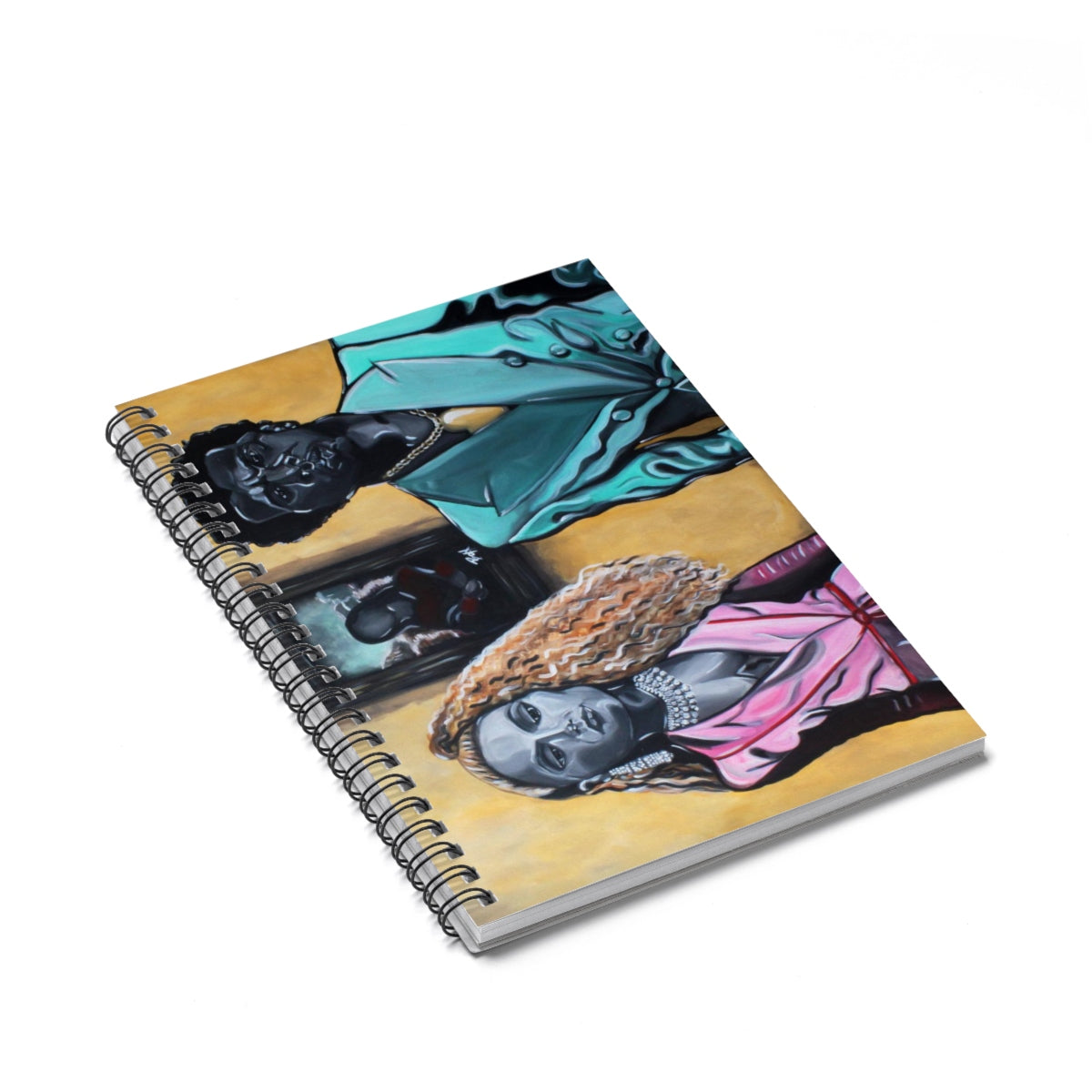 The Carters Spiral Notebook