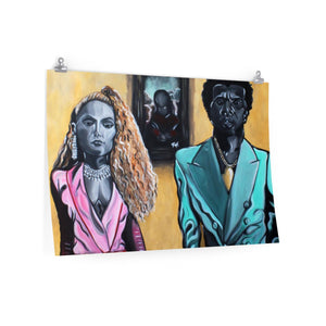 The Carters Premium Matte Posters