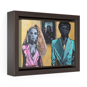 The Carters Framed Premium Gallery Wrap Canvas