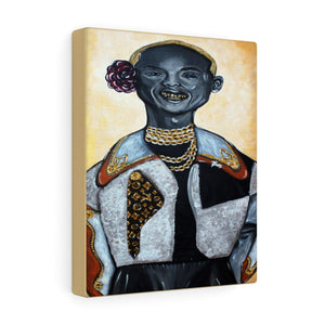 Black Boy Joy Canvas Gallery Wraps