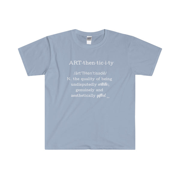 Arthenticity Definition Softstyle® Adult T-Shirt