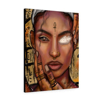 Goddess Canvas Gallery Wraps