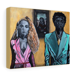 The Carters Canvas Gallery Wraps