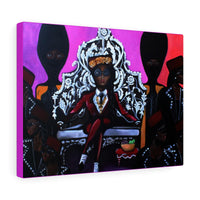 Django Jane Canvas Gallery Wraps
