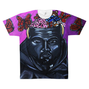 YE Unisex AOP Sublimation Tee