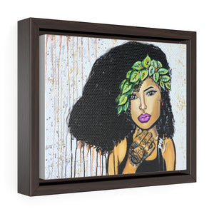 Lightbrite Framed Premium Gallery Wrap Canvas