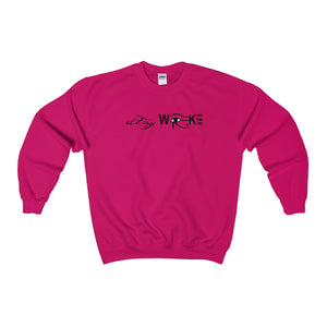 Stay Woke Heavy Blend™ Adult Crewneck Sweatshirt