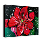 Lilly Canvas Gallery Wraps