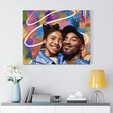 Girl Dad Gallery Wraps