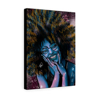 Vibrancy Blue Gallery Wraps