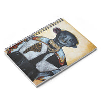 Black Boy Joy Spiral Notebook