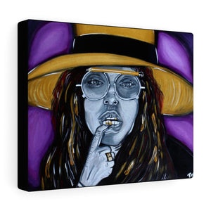 Badu Canvas Gallery Wraps