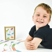 Dinosaur Flashcards & Learning Mats | EYFS Learning Resources for toddlers and Pre-schoolers