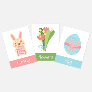 LIMITED EDITION Easter Flashcards
