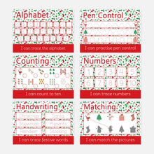 Christmas Edition Learning Mats by Little Boo Learning | Educational resources for children