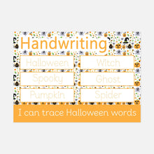 Set of 6 Halloween Activity Mats by Little Boo Learning | Learning Resources for children