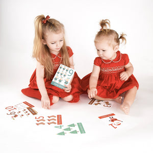 LIMITED EDITION Christmas Flashcards - Learning resources for toddlers and pre-school children