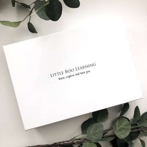 Little Boo Learning Gift Box