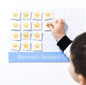 Personalised Reward Chart (28 Stars)
