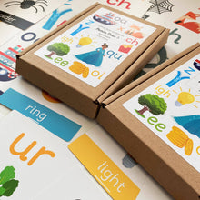 Phase 3 Phonics Flashcards by Little Boo Learning
