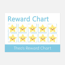 Reward Chart for good behaviour, SEN, Special educational needs. Little Boo Learning