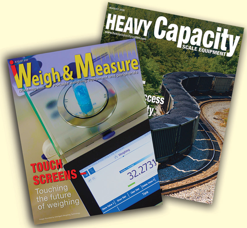 July/August 2020, Weigh & Measure Magazine