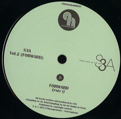 S3a - Vol.2 (forward) (PHONOGRAMME8)