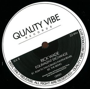 Rick Wade - Equivalent Exchange (QV001)