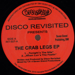 Disco Revisited - The Crab Legs (INT-507)
