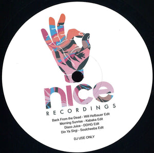 Nice Recordings - Sexy Party Vol. 1 (NICE001)