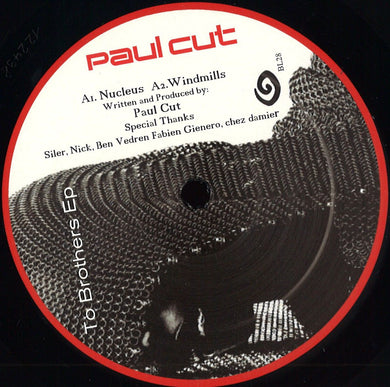 Paul Cut - To Brothers EP (BL28)