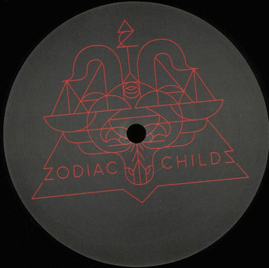 Zodiac Childs - Future Primitive EP (ZW004)