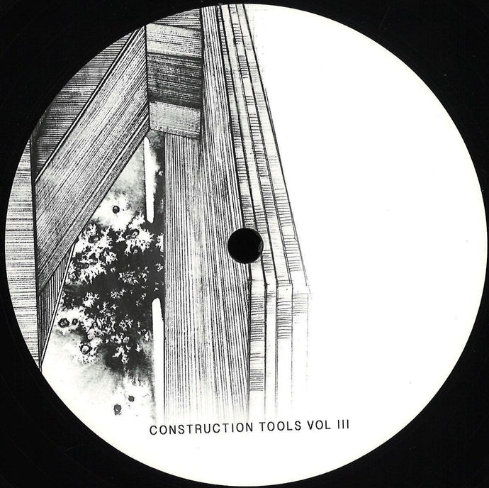 Various - CONSTRUCTION TOOLS VOL III (BERGAMON10_3)