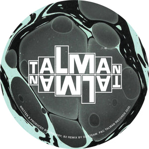 Debussy - Spicebox EP (DJ Steaw Remix) (TALMAN10)