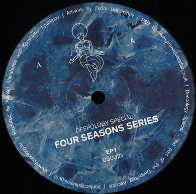 Various Artists - Four Seasons Series EP 1 (DS002V)