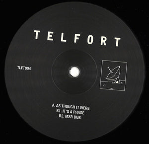 Telfort - As Though It Were (TLFT004)