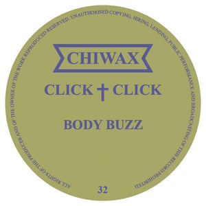 Click Click - Body Buzz  (CHIWAX032)