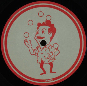 Gene On Earth - The Juggler E.P. (LD005)