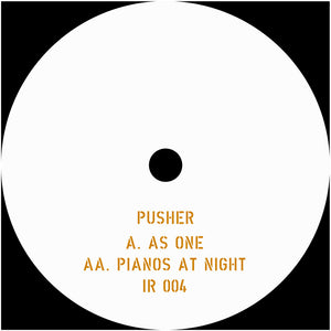 (PRE-ORDER): Pusher - 5 Miles High EP (IR004)