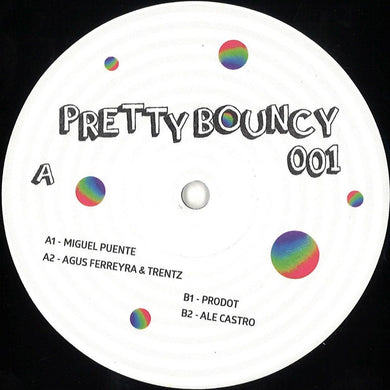 Various - Pretty Bouncy 001 (BOUNCY001)