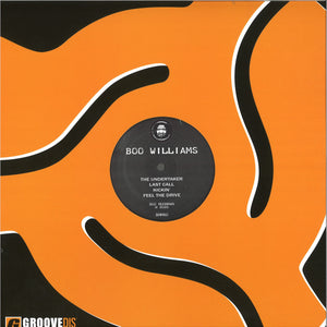 Boo Williams - The Undertaker (BMM80)