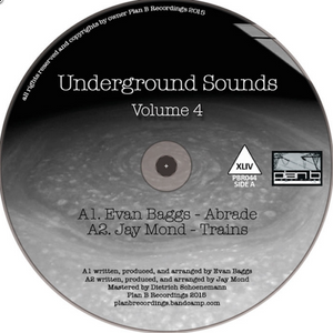 Underground Sounds Vol. 4 ( Plan B 44 )
