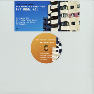 Nick Beringer & Albert Vogt - The Real You EP (CC06)
