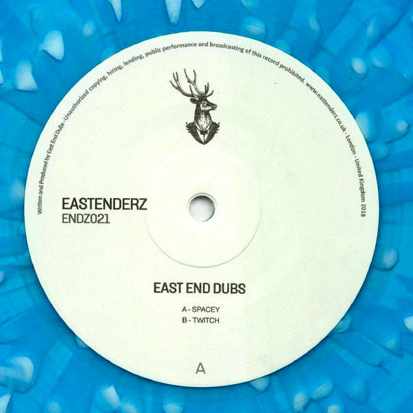 East End Dubs - Eastenderz 21 [ENDZ021]