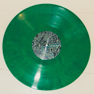 Johannes Albert, Tilman - City Refund (FINE14) Colored Vinyl!!