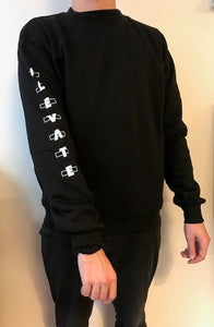 Elevate Sweat-shirt (Black)