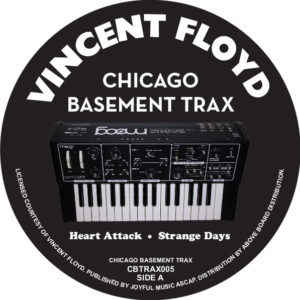 Vincent Floyd ‎– Chicago Basement Trax